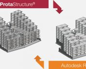 revit and protastructure2