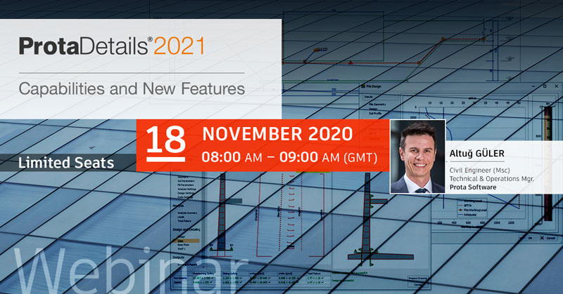 ProtaDetails 2021 Capabilities and New Features