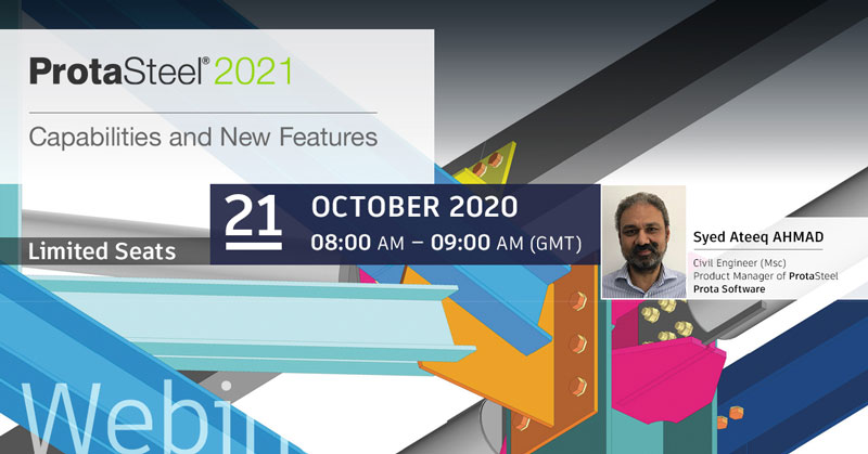ProtaSteel 2021 Capabilities and New Features 1