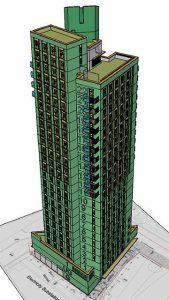 Mapleton project - model
