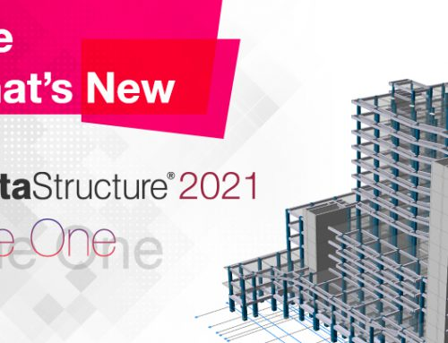 What's new in ProtaStructure2021?