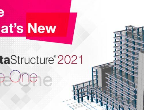 Izšla je nova ProtaStructure 2021!