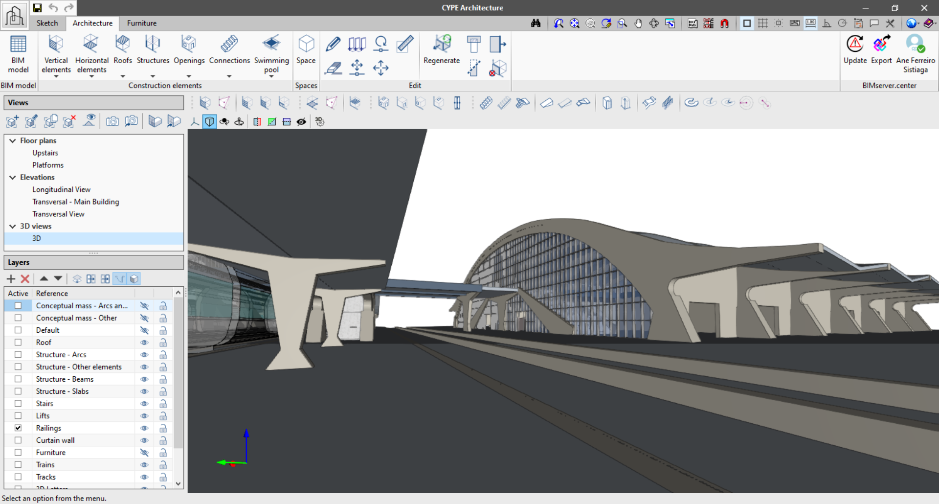 cype architecture 32